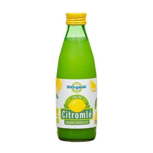 BIOrganik Bio 100% citromlé - 250ml
