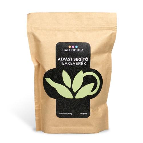 Calendula Pharma Alvást segítő teakeverék - 100g