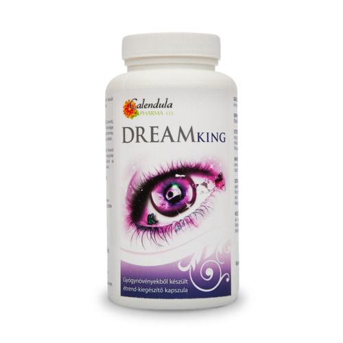 Calendula Pharma Dreamking nyugtató alvást segítő - 180db