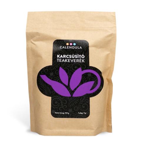 Calendula Pharma Karcsúsító teakeverék - 100g