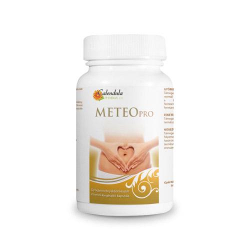 Calendula Pharma Meteopro puffadás és reflux tüneteire - 180db