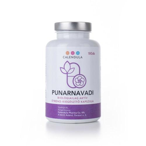 Calendula Pharma Punarnavadi máj és vértisztító - 180db