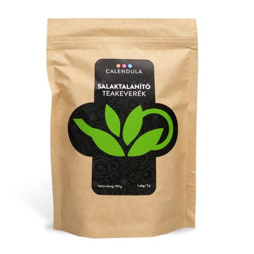Calendula Pharma Salaktalanító teakeverék - 100g