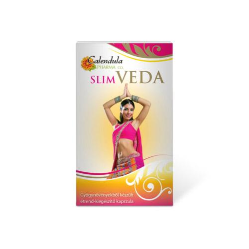 Calendula Pharma Slimveda kapszula testsúlycsökkentéshez - 84db