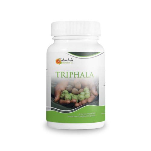 Calendula Pharma Triphala tisztító méregtelenítő készítmény - 180db