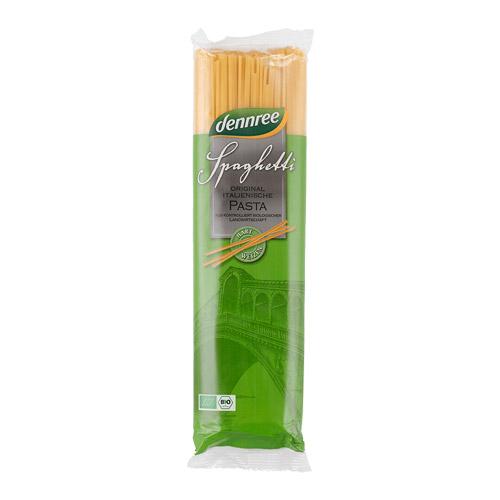 Dennree Bio durum spagetti száraztészta - 500g