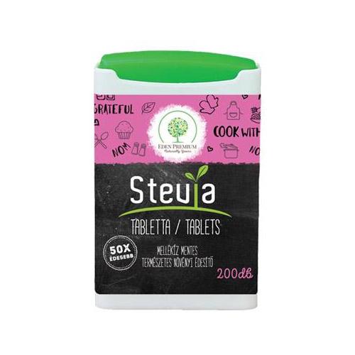 Eden Premium Stevia tabletta – 200db