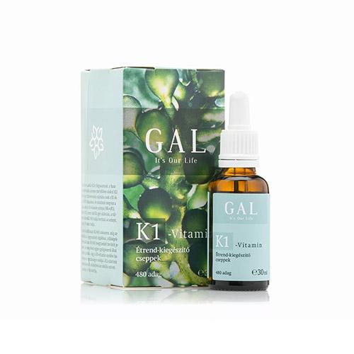 GAL K1-vitamin 1000mcg - 30ml