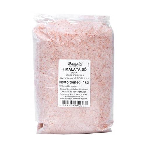 Paleolit rózsaszín Himalaya só - 1000g