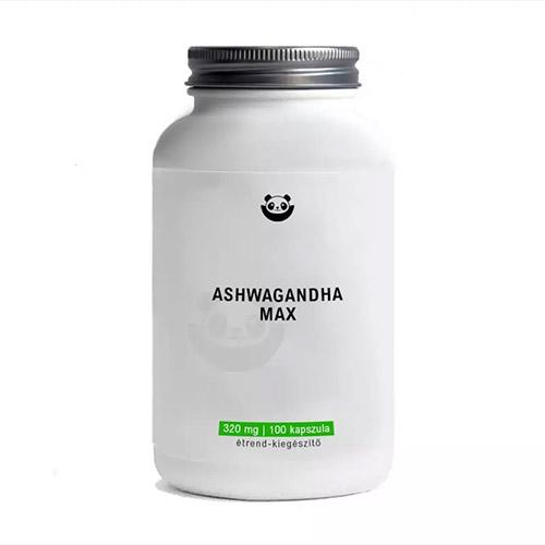 Panda Nutrition Ashwagandha MAX - 100db
