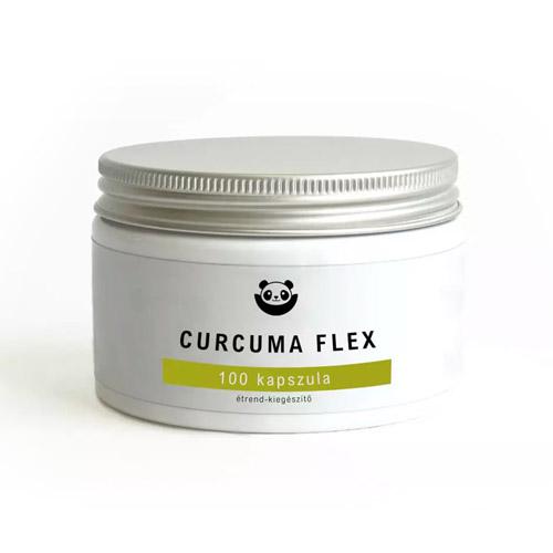 Panda Nutrition Curcuma Flex ízületi gyulladásra - 100db