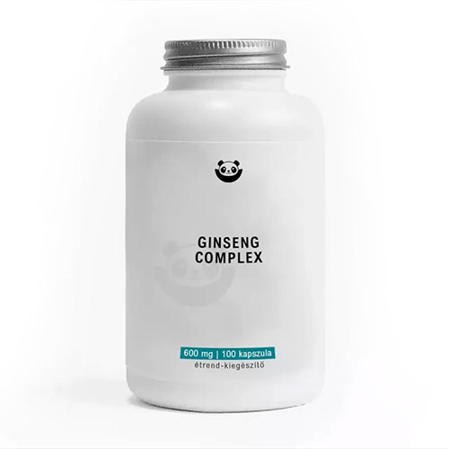 Panda Nutrition Ginseng Complex - 100db