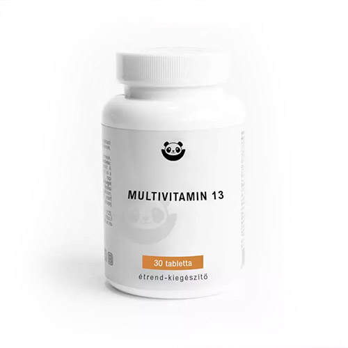 Panda Nutrition Multivitamin 13 - 30db