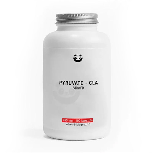 Panda Nutrition Pyruvat + CLA SlimFit - 100db