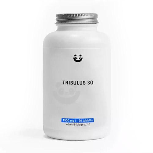 Panda Nutrition Tribulus Terrestris 3G energiaszint fokozó - 120db