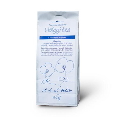 Rigó Teák Hölgyi tea aranyvesszőfűvel ciszták, mióma, endometriózis esetére - 60g