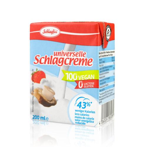 Schlagfix vegán habkrém 15% - 200 ml