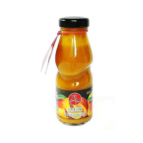 Szafi Free Mangós gyümölcsvelő - 200ml