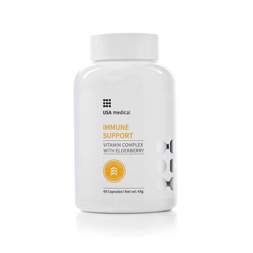USA Medical Immune Support immunerősítő kaszula - 60db