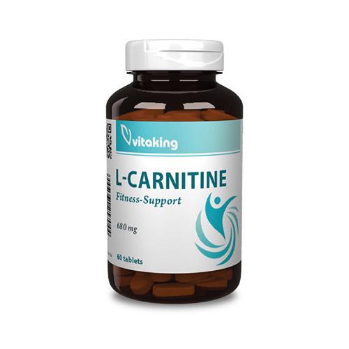 Vitaking L-Karnitin 680mg - 60db