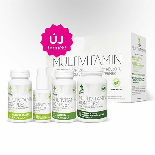 WTN Multivitamin komplex - 30 adag