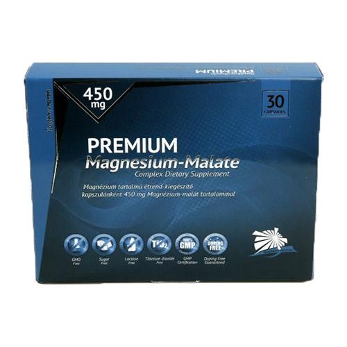 Napfényvitamin Prémium Magnézium-malát 450mg - 30db