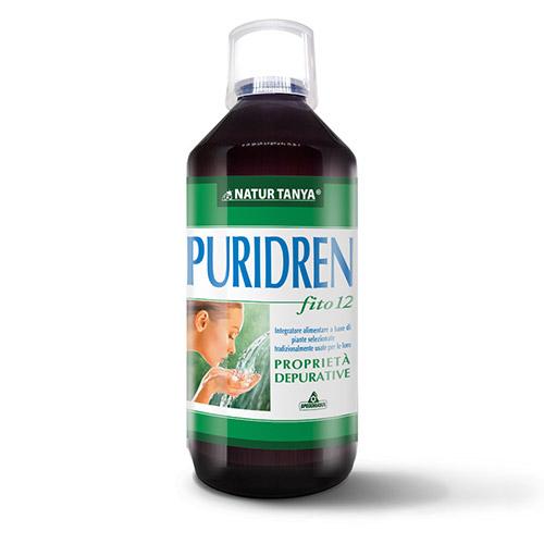 Specchiasol Puridren gyógynövényes méregtelenítő koncentrátum - 500ml