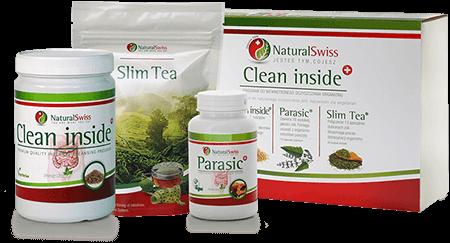 NaturalSwiss Clean Inside béltisztító program