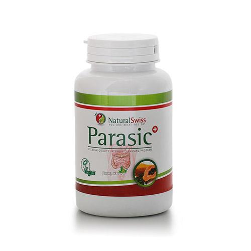 NaturalSwiss Parasic parazitaellenes készítmény - 110db